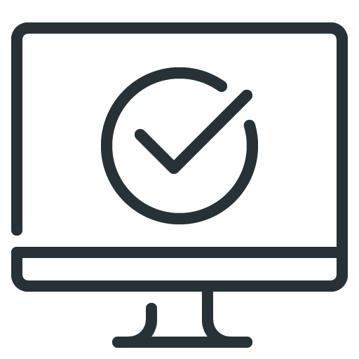 Icon_monitor,-computer,-tick