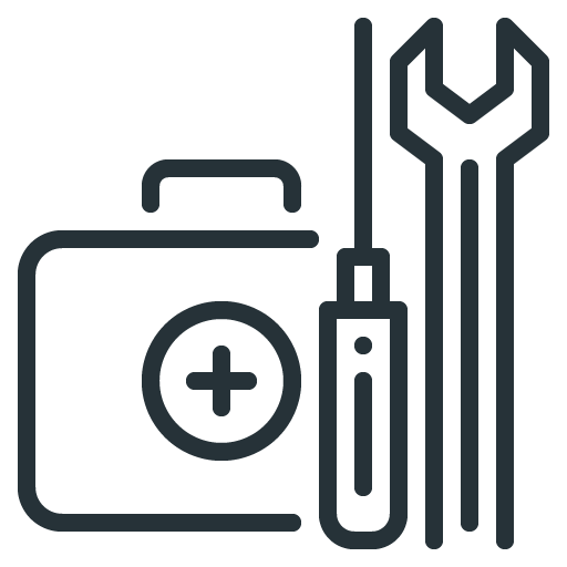 Icon_repair,-refurbish,-first-aid-kit,-tools,-wrench,-restore